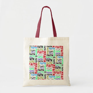 The Faith Tote Bag #8
