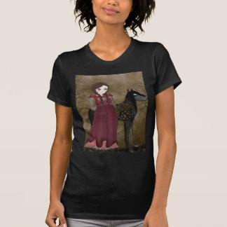 The Faithful Mechanical Companion Steampunk Black T-Shirt