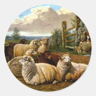 The faithful shepherds stickers