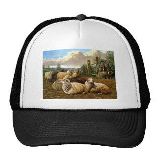 The faithful shepherds trucker hat