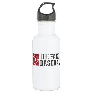 The Fake Baseball Stainless Steel Water Bottle