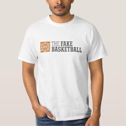 The Fake Basketball T-Shirt