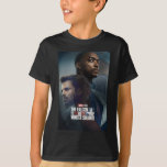 The Falcon and The Winter Soldier Shield Poster T-Shirt