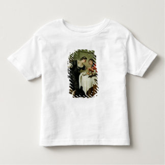 The Falcon,from the Fables of Fontaine Toddler T-shirt