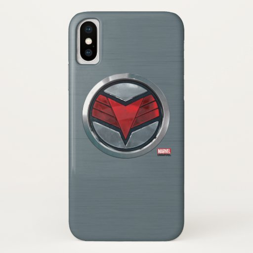 The Falcon Icon Badge iPhone X Case
