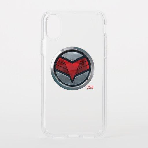 The Falcon Icon Badge Speck iPhone X Case