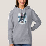 The Falcon Worn Star Poster Hoodie