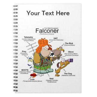 The Falconer Cartoon Note Book