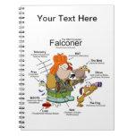 The Falconer Cartoon Notebook
