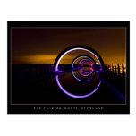 The Falkirk Wheel, Scotland Postcard