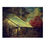 The Fall Barn Postcards