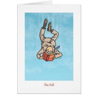 The Fall Card