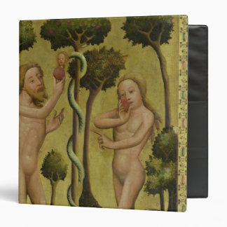The Fall, detail from the Grabow Altarpiece Binder