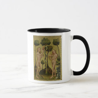 The Fall, detail from the Grabow Altarpiece Mug