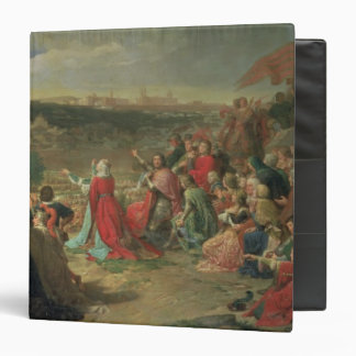 The Fall of Granada in 1492, 1890 Binder