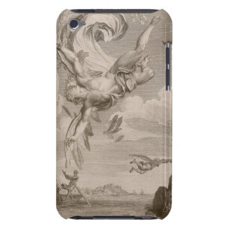 The Fall of Icarus, 1731 (engraving) Case-Mate iPod Touch Case