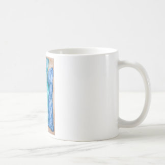 The Fall of Icarus (naive expressionism) Mugs