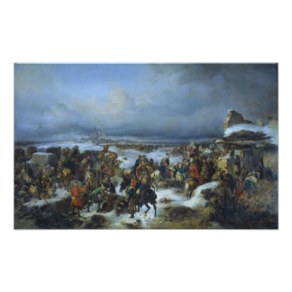The Fall of Kolberg Poster