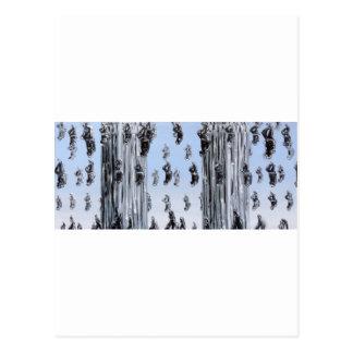 The Fall Of Man- Custom Print! Postcard