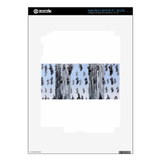The Fall Of Man- Custom Print! Skins For iPad 3
