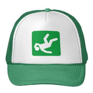 The Fall of Man - Grass Green Trucker Hat