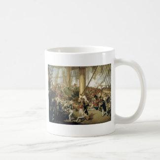 The Fall of Nelson Coffee Mug