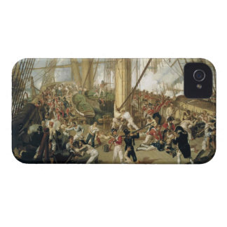 The Fall of Nelson iPhone 4 Case
