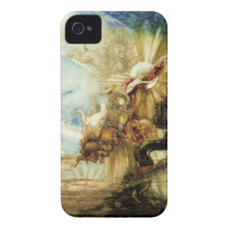 The Fall of Phaethon (w/c on paper) iPhone 4 Cover