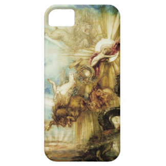 The Fall of Phaethon (w/c on paper) iPhone SE/5/5s Case