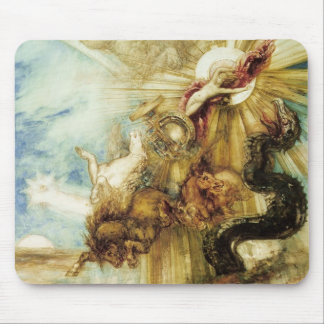 The Fall of Phaethon (w/c on paper) Mouse Pad