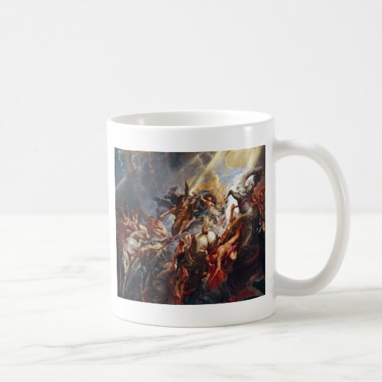 The Fall of Phaeton Coffee Mug