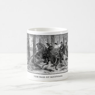 The Fall Of Reynolds -- Civil War Mug