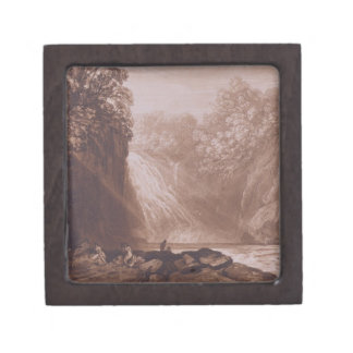 The Fall of the Clyde, engraved by Charles Turner Gift Box