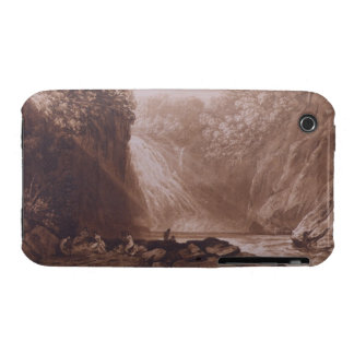 The Fall of the Clyde, engraved by Charles Turner iPhone 3 Case-Mate Case