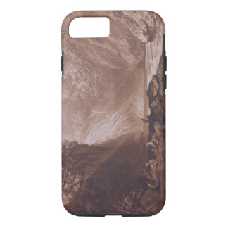The Fall of the Clyde, engraved by Charles Turner iPhone 7 Case