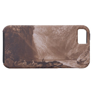 The Fall of the Clyde, engraved by Charles Turner iPhone SE/5/5s Case