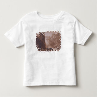 The Fall of the Clyde, engraved by Charles Turner Toddler T-shirt