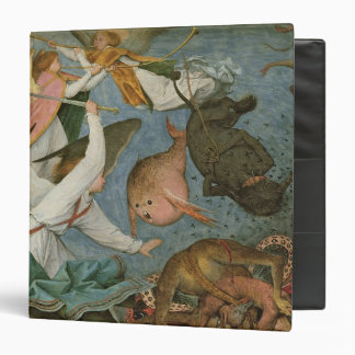 The Fall of the Rebel Angels, 1562 3 Ring Binder