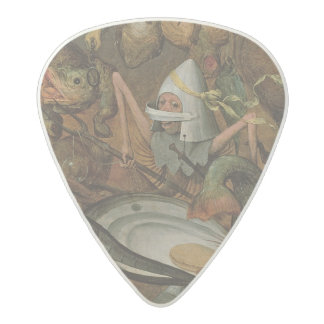 The Fall of the Rebel Angels, 1562 Acetal Guitar Pick
