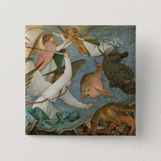 The Fall of the Rebel Angels, 1562 Button
