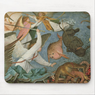 The Fall of the Rebel Angels, 1562 Mouse Pad