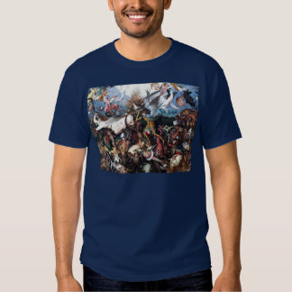 The Fall of the Rebel Angels by Pieter Bruegel T-Shirt