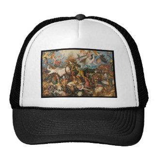 The Fall of the Rebel Angels - Pieter Bruegel 1562 Trucker Hat
