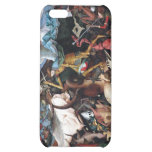 The Fall Of The Rebel Angels - Pieter Bruegel Cover For iPhone 5C