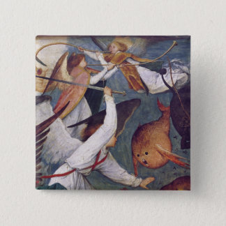 The Fall of the Rebel Angels Pinback Button