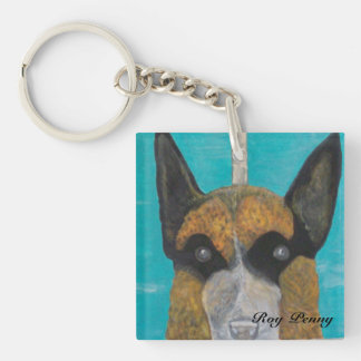 The Fallen, But NEVER Forgotten. Single-Sided Square Acrylic Keychain