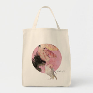The Fallen Grocery Tote Grocery Tote Bag