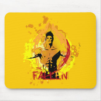 The Fallen - Inferno edition Mouse Pad