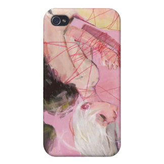 The Fallen iPhone 4 Case