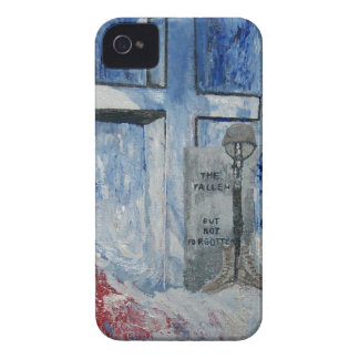 The Fallen iPhone 4 Cover